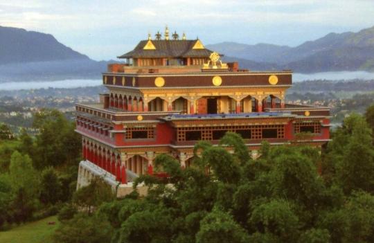 Rigpe Dorje Pullahari institutua