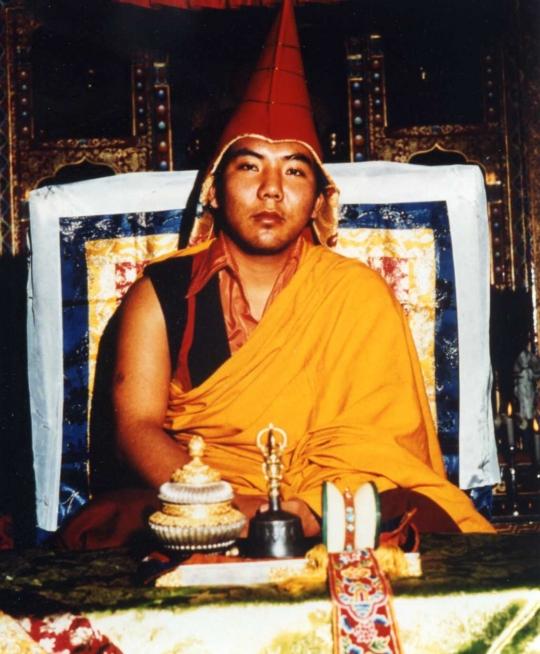 III Jamgon Kongtrul, Lödro Chökei Senge