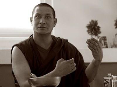 Acharya Lama Sonam Rabgye