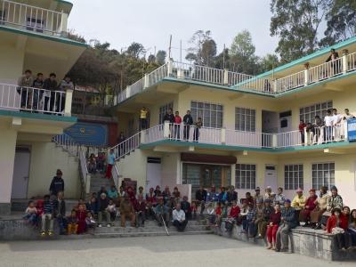 asylum and orphanage