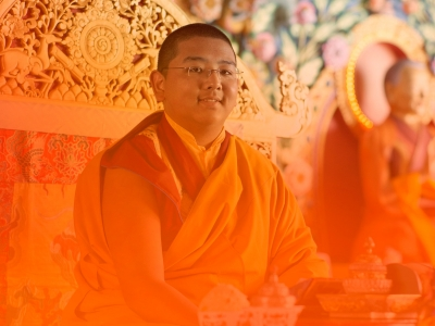 Red de Organizaciones Europeas de Jamgon Kongtrul Rinpoche
