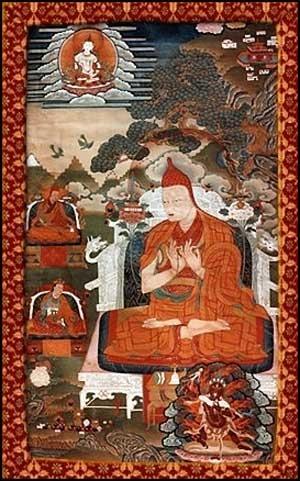 Kongtrul Rinpoche leinua