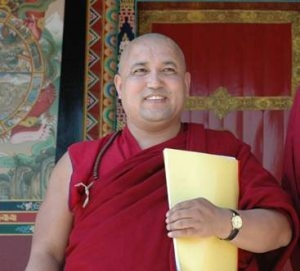 Drupon Khenpo Lodro Namgyal